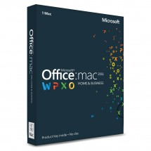 Microsoft Office Home and Business mac 2011
