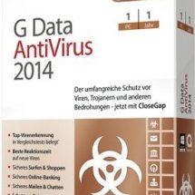 g-data antivirus 2014 1 pc 1 jahr