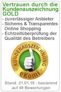 Schauen Sie sich unsere Bewertungen bei MeinPaket.de/Allyouneed.de an