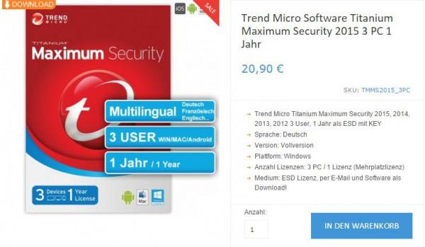 Kaufen Sie noch heute den Rundum-Sorglos Virenschutz für Ihren privaten Rechner.